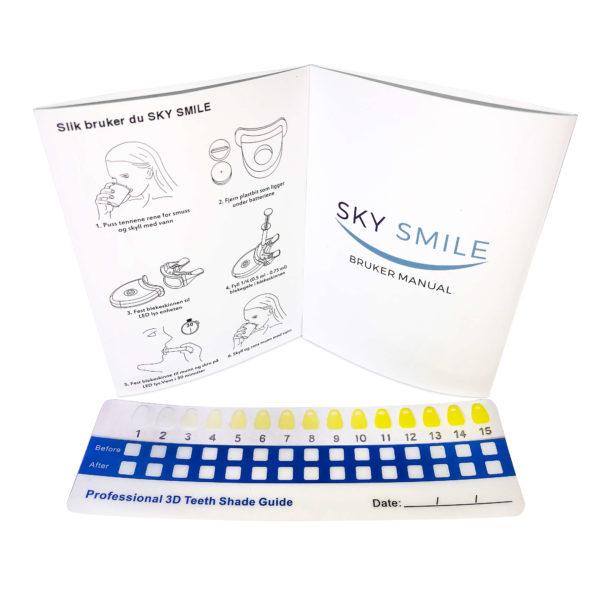SKY SMILE Instruksjonsbok
