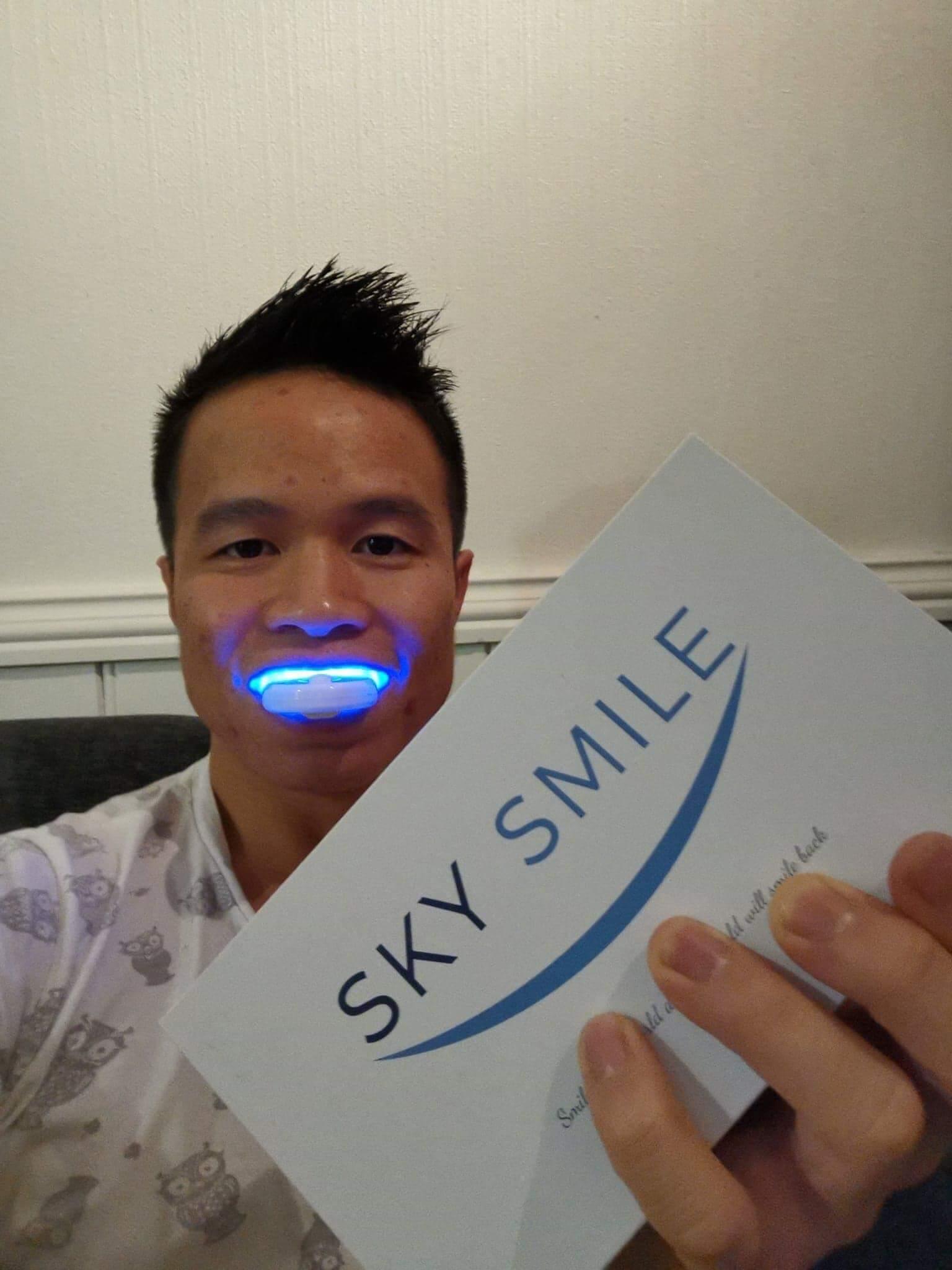 Omtale SKY SMILE